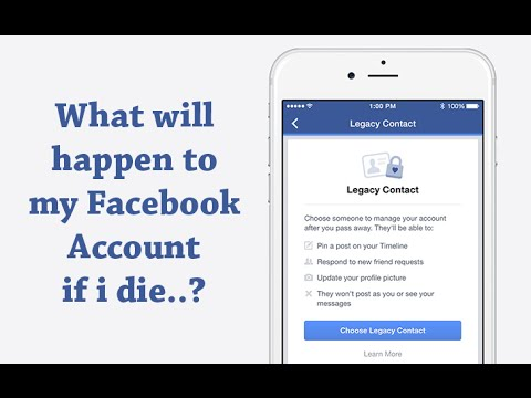 How to have your Facebook account removed after death | Facebook Legacy Contact Feature