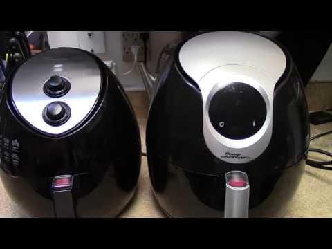 Air Fryers Review Update (Power air fryer xl versus Farberware)