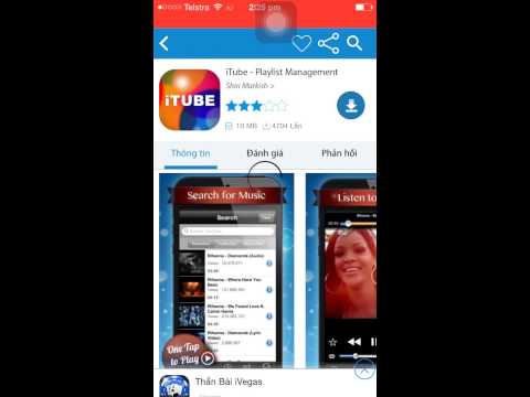 how to get itube on iphone