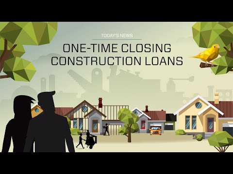 Cunningham Mortgage - One Time Closing Construction Loans
