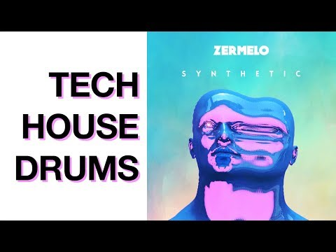 How To Make House Music - Tech House Drums - FREE Sample Pack
