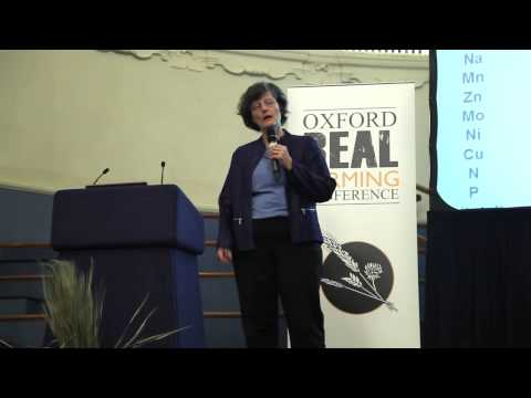 The Roots of Your Profits - Dr Elaine Ingham, Soil Microbiologist, Founder of Soil Foodweb Inc