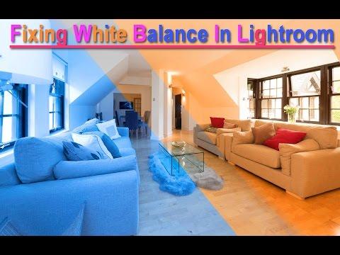 Secret to Fast White Balance : Lightroom Tutorial