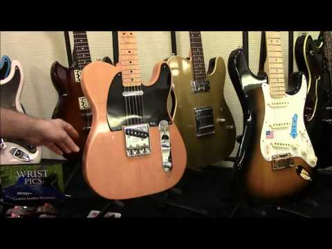 2014 Vintage Guitar Show Fort Worth, Texas