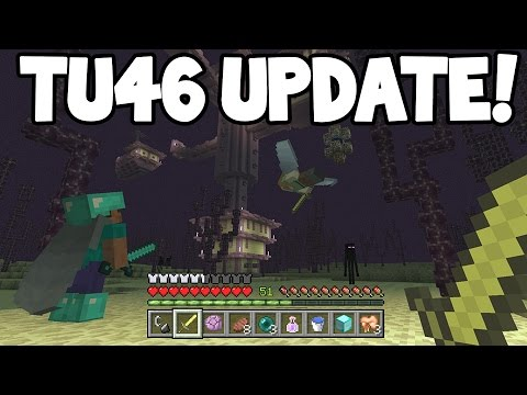 Minecraft (Xbox360/PS3) - TU46 Update! - END CITY Release Date! /Confirmed!