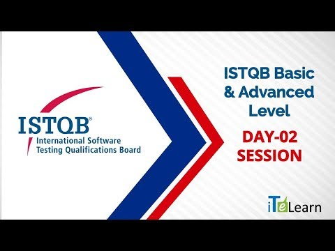 ISTQB Basic & Advanced Level Day 02 - ITeLearn