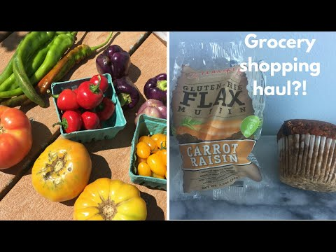 What I Actually Eat in a Day l Day 3 + Grocery Haul