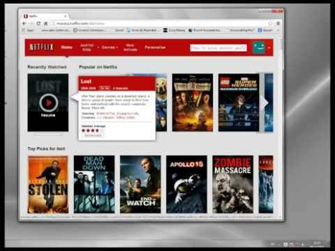 How To Watch US Netflix from Canada or outside US