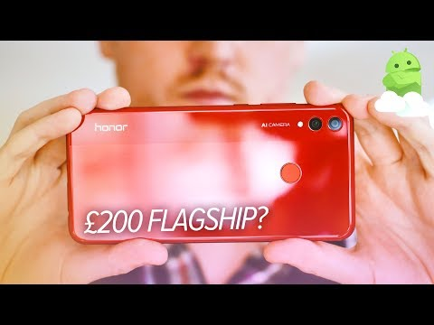 Honor 8X: Should You Buy the £200 Flagship?