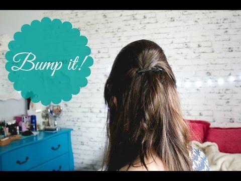Bump It! Tutorial | @melinwonderland