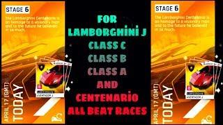 Car Hunt Riot Lamborghini Centenario 1 39 248 Asphalt 9