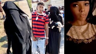 NBA YoungBoy Shows His New Girlfriends Face For The 1st Time