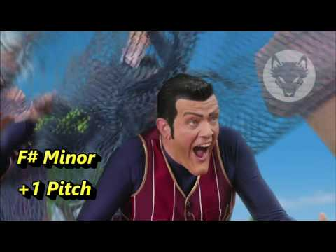 We are number one but it's played in every pitch/key