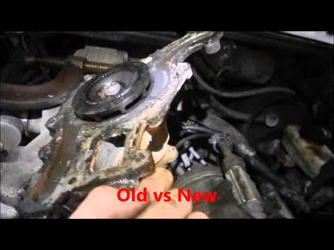 2.9L V6 Ford Ranger water pump install, removal