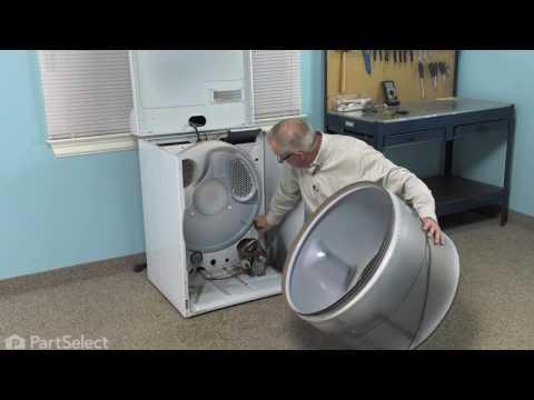 Dryer Repair – Replacing the Motor Pulley (Whirlpool Part #WP8066184)