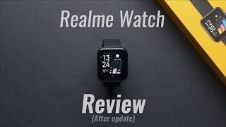 Realme Watch Review (After Update) | Pros, Cons & ISSUES🤫