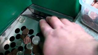 Cashing In My Coins With Coinstar Action Packed Adventure