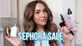 SEPHORA SALE PICKS (MAKEUP, TANNING AND HAIR FAVORITES)   ALEXANDREA GARZA