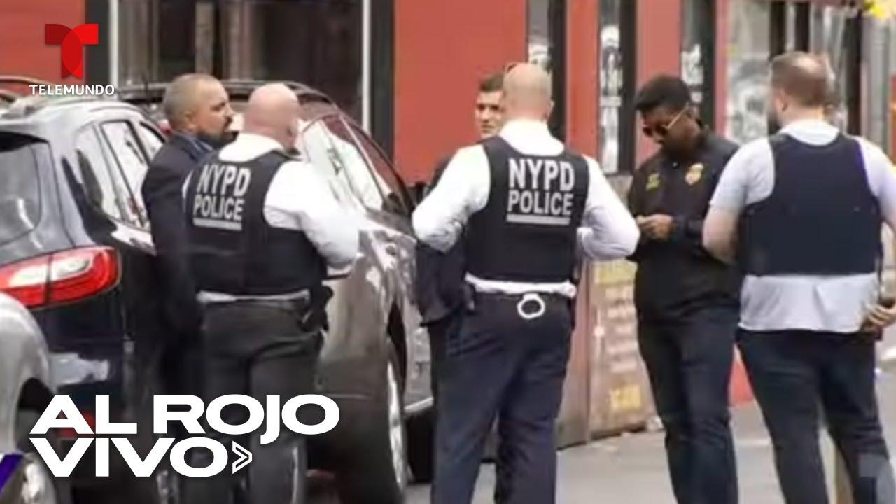 Guerra entre pandillas deja 10 heridos en Nueva York, siete de ellos personas inocentes