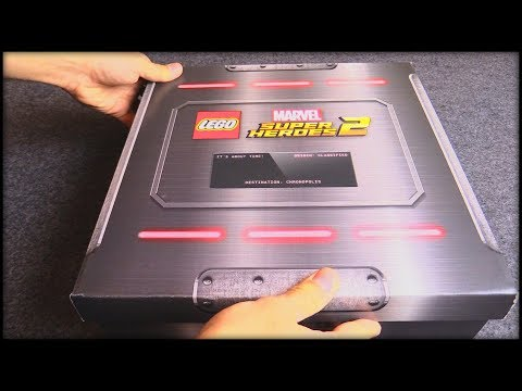 Warner Bros. Sent Me a LEGO Marvel Superheroes 2 Surprise Box