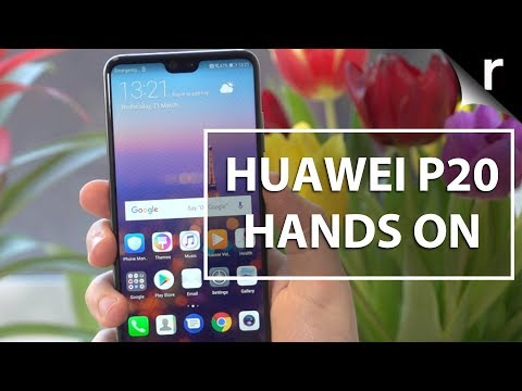 Huawei P20 Hands-on Review: iPhone X meets Android?