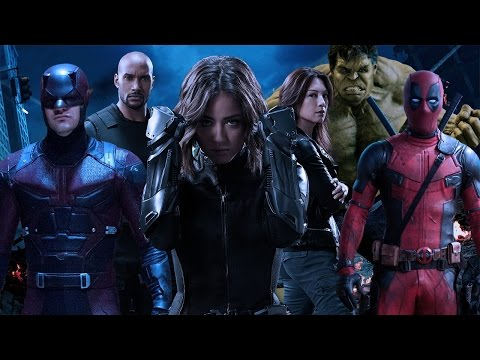 Agents of SHIELD Cast on the Marvel Hero They Want to Team With
