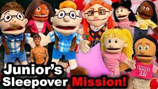 SML Movie: Junior's Sleepover Mission!