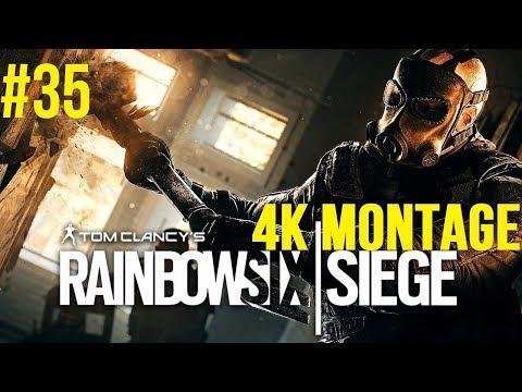 Rainbow 6 Siege - 4K Montage #35