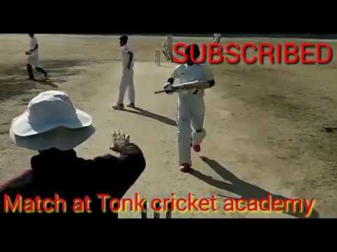 Tonk Cricket Academy