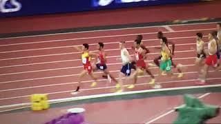 1500m Men Semifinal 1 IAAF World Champs London 2017