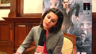 Taapsee Pannu on TVF Molestation Row and CBFC Ban on Lipstick