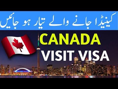 Canada Visit Visa for Pakistanis