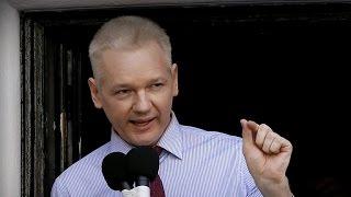 Swedish officials drop rape investigation against Julian Assange