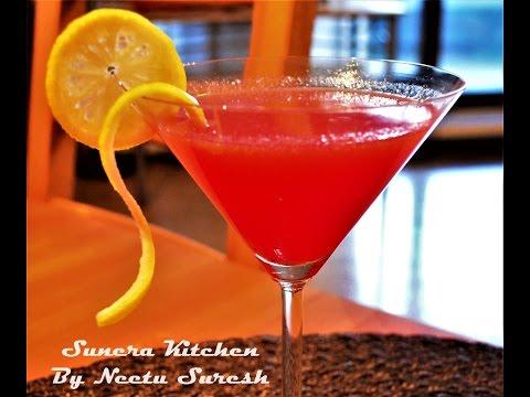 Prickly Pear Cactus Juice  | By Neetu Suresh
