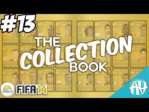 THANKS ALOT EA THE COLLECTION BOOK - FIFA 14 ULTIMATE TEAM