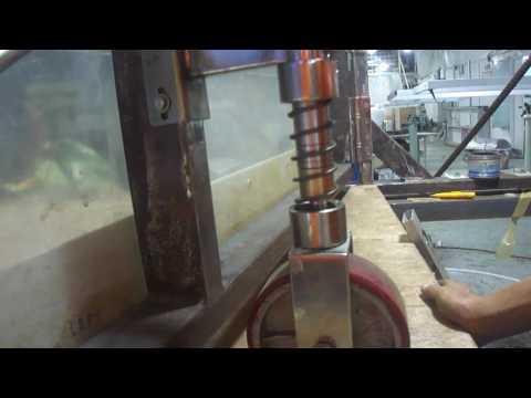 gate wheel video 1