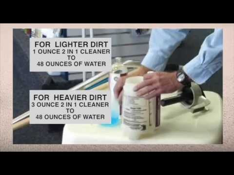 DIY Professional Carpet Cleaning