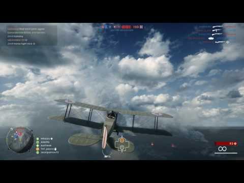 Plane vs AA - BF1