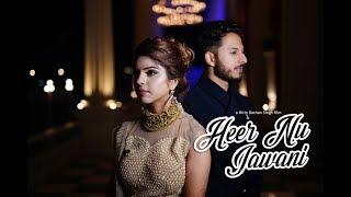 Heer Nu Jawani l AKHIL & SHREYA l SAME DAY EDIT l Studio Granth Films