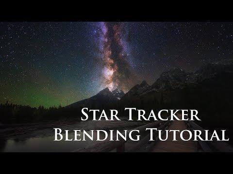 Star Tracker Blending Tutorial - Using Luminosity Masks