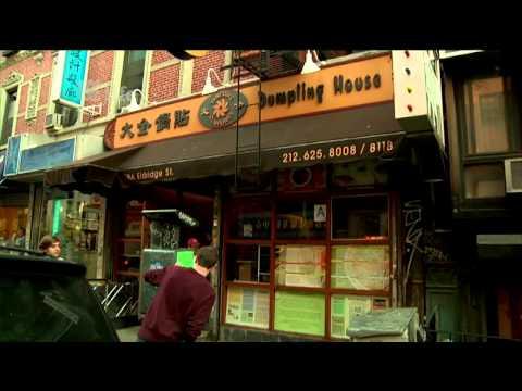 NYC Chinatown Food 2014