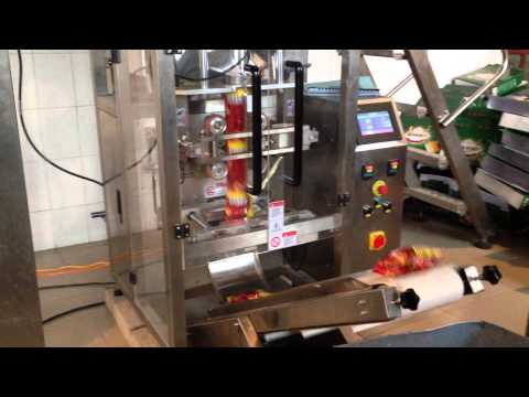 Vertical Packing Machine for corn flips(snack food)