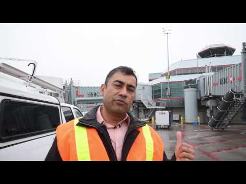 LED Energy Conservation Projects at Toronto Pearson