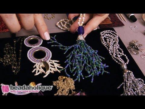 Beadaholique Live Class: Tassels and Fringe