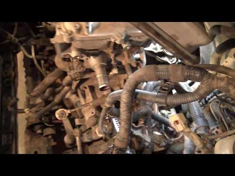 P14/19 How to replace Engine Step by Step Toyota Corolla. Years 2007 to 2018. Part 14 of 19