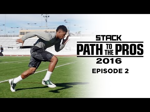 Path to the Pros 2016: Mastering the 40-Yard Dash