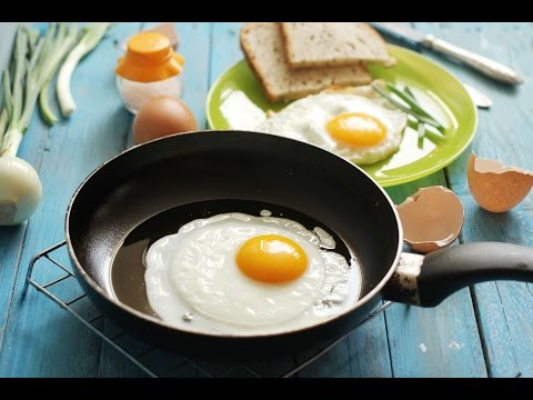 How To Flip an Egg