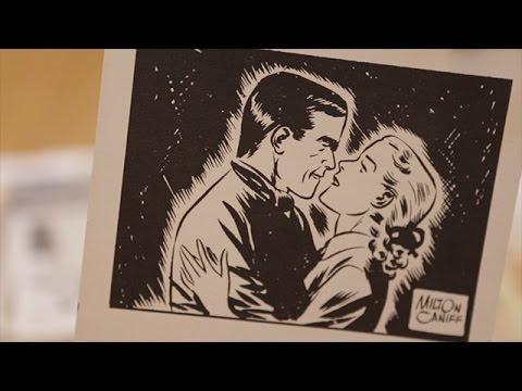 Columbus Neighborhoods Web Exclusive: A Comic-Strip Love Story
