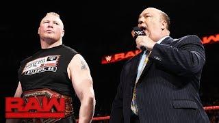 Brock Lesnar will turn Survivor Series