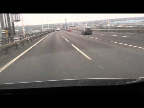 Dartford QE2 Bridge no tolls